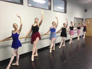 Ballet III/IV/V