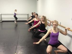 Teen/Adult Beginning Ballet